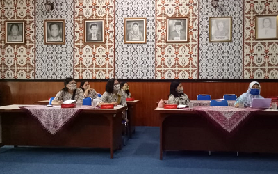 Diskusi Implementasi Eraport di SMAN 9 Yogyakarta